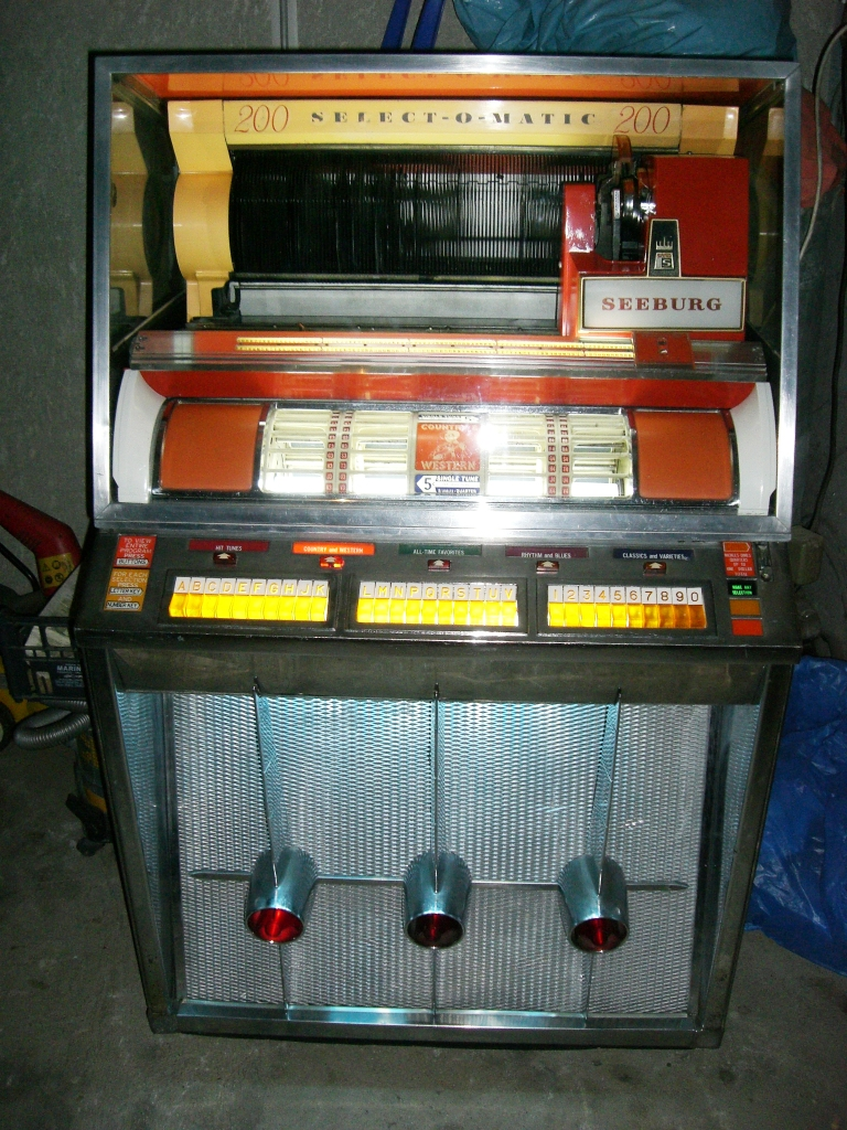 jukebox seeburg ks200