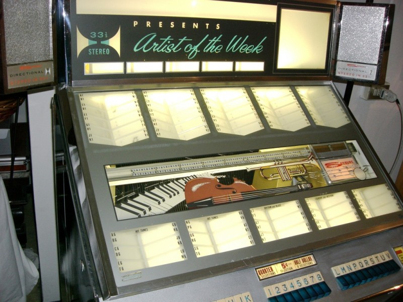 jukebox seeburg ds160