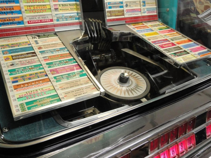 jukebox ami j200 electric