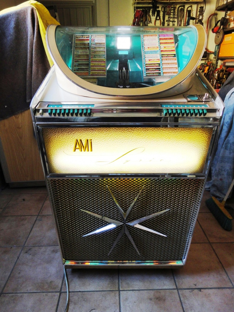 jukebox ami Lyric