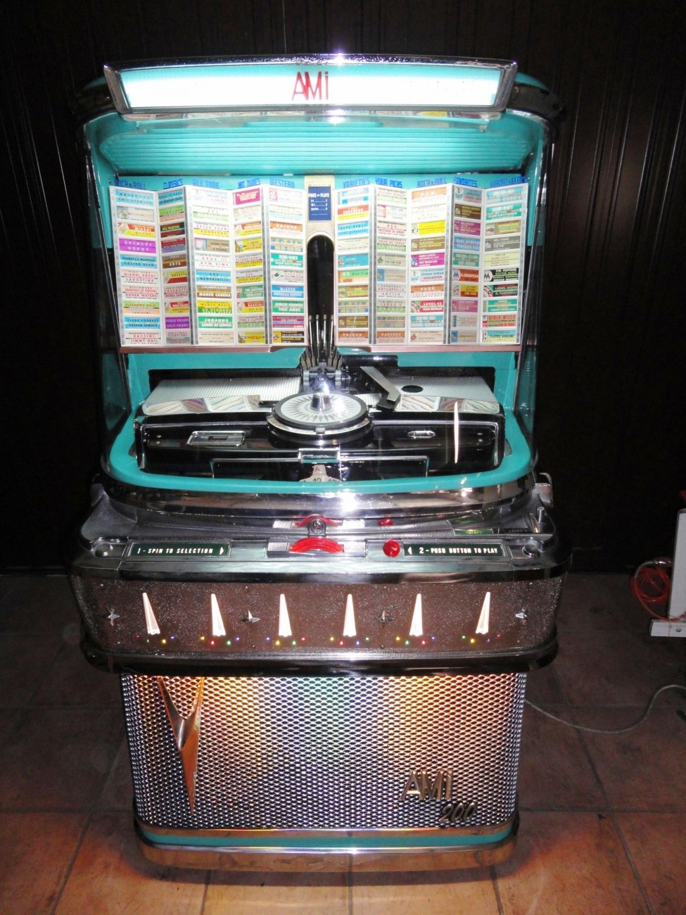 jukebox ami i200
