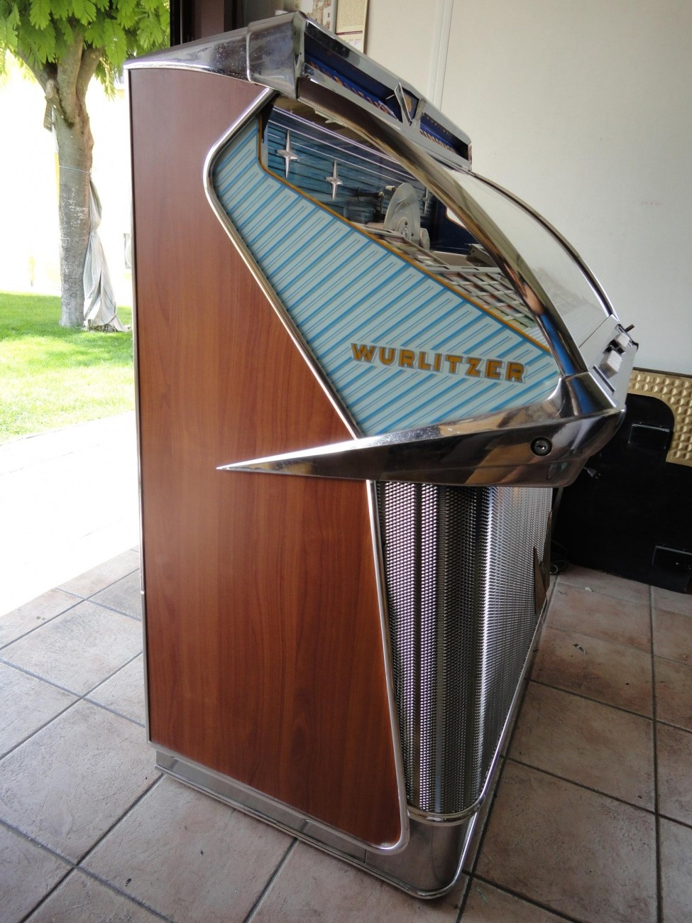 jukebox wurlitzer 2300