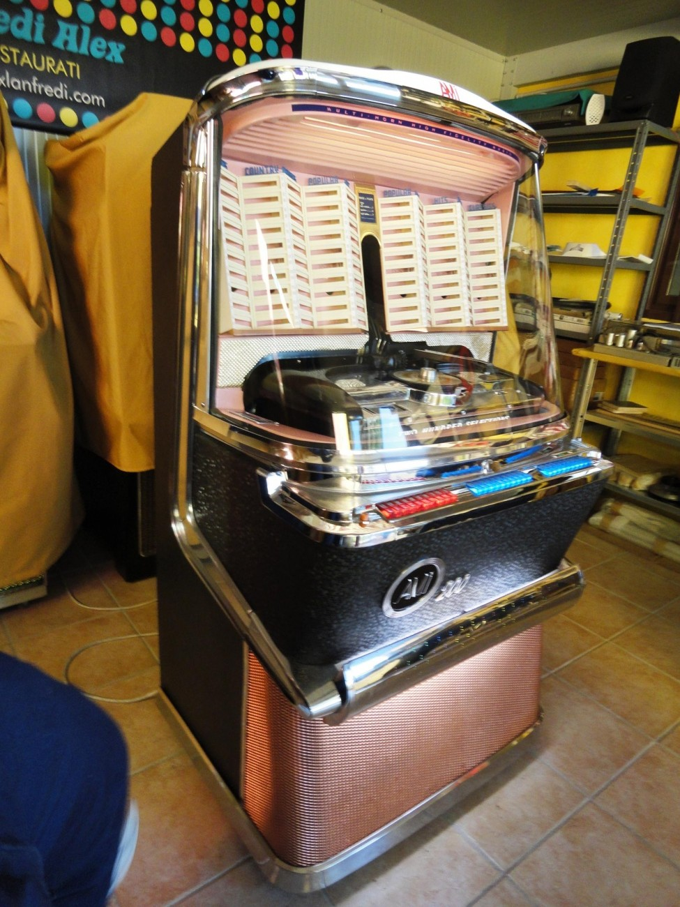 jukebox ami h200
