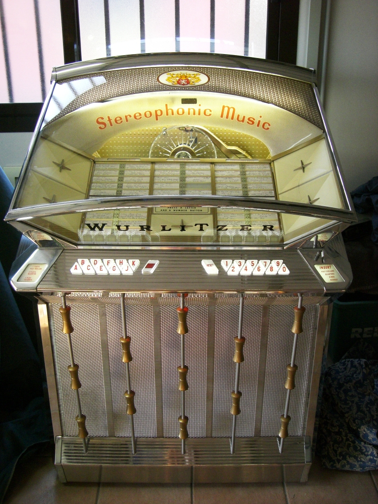 jukebox Wurlitzer 2500